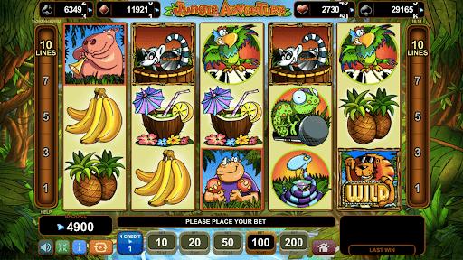 Kualitas Grafis Casino Games: Slots Adventure